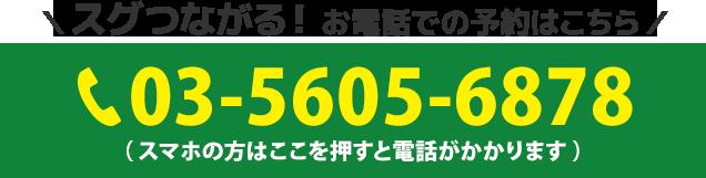 電話番号:03-5605-6878